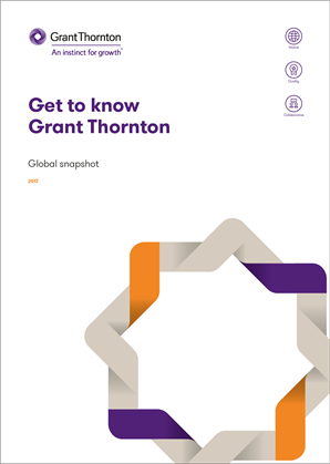 Get To Know Grant Thornton - Global Snapshot Cover