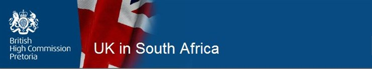 South Africa FCO Banner